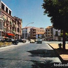 Postales: BURGOS ARANDA DE DUERO PLAZA PRIMO DE RIVERA ED. SICILIA Nº 10 AÑO 1967. Lote 175215059
