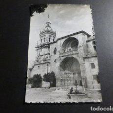 Postales: BURGO DE OSMA SORIA LA CATEDRAL. Lote 175336439