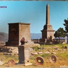 Postales: POSTAL N°908 MOLINOS CELTÍBEROS OBELISCO NUMANCIA SORIA. Lote 175627574