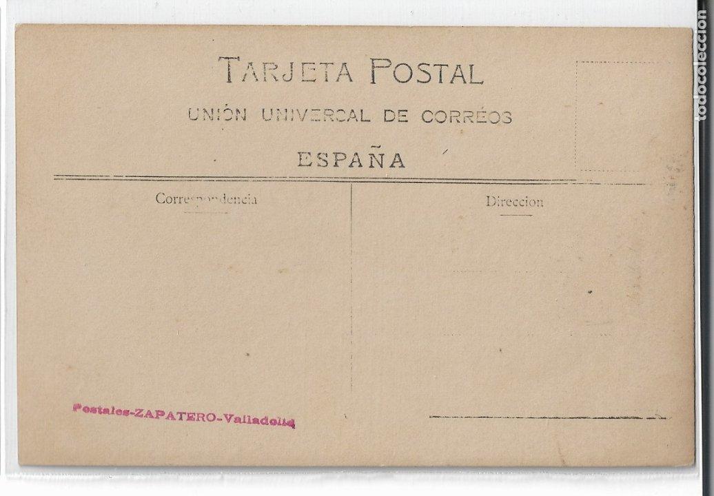 Postales: VALLADOLID - PLAZA DE TOROS - POSTALES ZAPATERO - P29239 - Foto 2 - 176088430