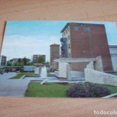Postales: GUARDO ( PALENCIA ) MONUMENTO AL MINERO. Lote 176630262