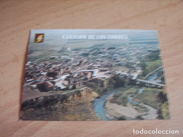 CARRION DE LOS CONDES ( PALENCIA ) VISTA AEREA (Postales - España - Castilla y León Moderna (desde 1940))