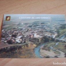 Postales: CARRION DE LOS CONDES ( PALENCIA ) VISTA AEREA. Lote 176633658