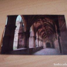 Postales: CARRION DE LOS CONDES ( PALENCIA ) SEMINARIO MENOR-CLAUSTROS. Lote 176634155
