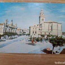 Cartes Postales: ANTIGUA POSTAL DE LOS AÑOS 60 NAVA DEL REY - VALLADOLID. Lote 176777635