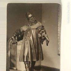Postales: VALLADOLID MUSEO SIMON CIRINEO ESTATATUA GREGORIO FERNANDEZ SEMANA SANTA GARCIA GARRABELLA. Lote 176875057