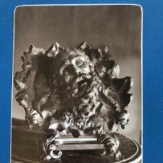 Postales: VALLADOLID MUSEO CABEZA DE SAN PABLO VILLABILLE ANTIGUA POSTAL SEMANA SANTA GARCIA GARRABELLA. Lote 176875185