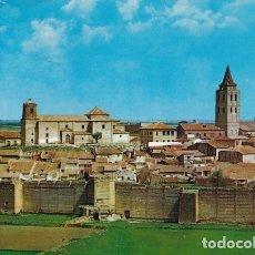 Postales: AVILA MADRIGAL DE LAS ALTAS TORRES VISTA PANORAMICA ED. SALVADOR BARRUECO Nº 3 AÑO 1968. Lote 177558793
