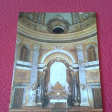 Postales: POSTAL POST CARD CARTE POSTALE ARENAS DE SAN PEDRO ÁVILA SANTUARIO INTERIOR CAPILLA REAL ALCÁNTARA... Lote 177735848