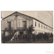 Postales: CIUDAD RODRIGO.(SALAMANCA).- BATALLÓN DE CAZADORES DE CIUDAD RODRIGO Nº 7. MELILLA.. Lote 177873079