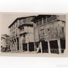Postales: COVARRUBIAS.(BURGOS).- CASA DOÑA SANCHA. POSTAL FOTOGRÁFICA.. Lote 178043709