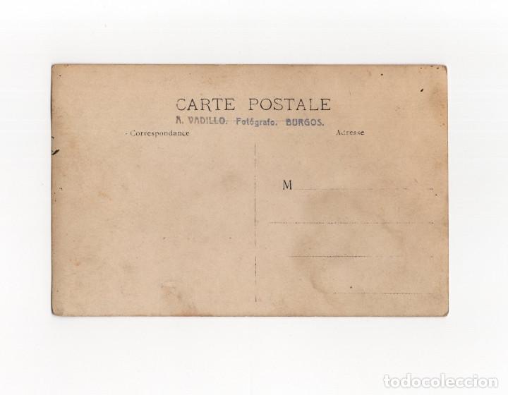 Postales: BURGOS.- GRUPO DE BOY SCOUT. POSTAL FOTOGRÁFICA. FOTO A. VADILLO. - Foto 2 - 178045144