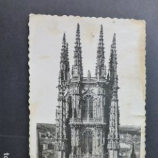 Postales: BURGOS CATEDRAL CRUCERO. Lote 178148814