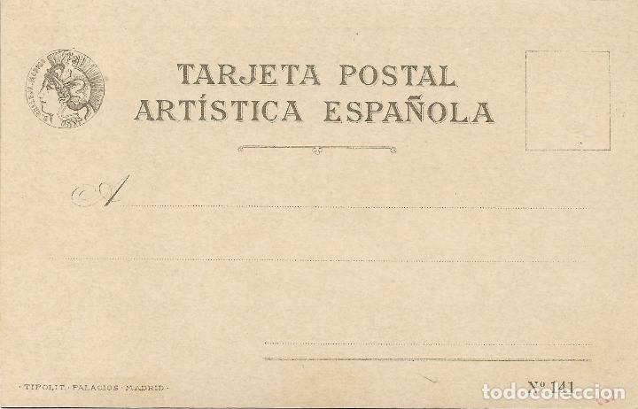 Postales: SORIA, MUJERES ESPAÑOLAS. ED. CALLEJA Nº 41 - SIN CIRCULAR - SIN DIVIDIR - Foto 2 - 178218320
