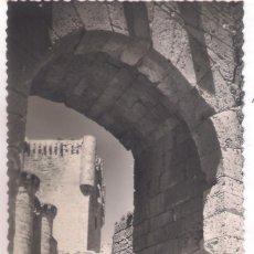 Postales: POSTAL DE PEÑAFIEL (VALLADOLID) VISTA INTERIOR DEL CASTILLO.. Lote 178219258