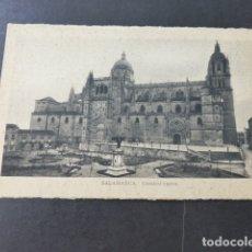 Postales: SALAMANCA CATEDRAL NUEVA. Lote 178366860