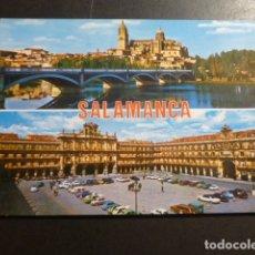 Postales: SALAMANCA VARIAS VISTAS. Lote 178624168