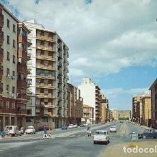 Postales: LEON AVENIDA DE CIRCUNVALACION ED. SUBIRATS Nº 92 AÑO 1971. Lote 178853103