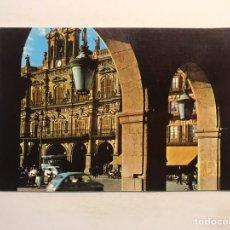 Postales: SALAMANCA. POSTAL AYUNTAMIENTO. EDITA : FARDI BARCELONA (H.1960?) ESTÁ SIN CIRCULAR.. Lote 179053853