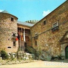 Postales: LAS NAVAS DEL MARQUÉS - 1010 CASTILLO DE LAS NAVAS - ESCUELA DE MAGISTERIO. Lote 179101716