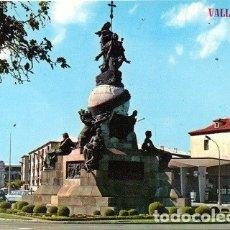 Postales: VALLADOLID - 468 MONUMENTO A COLÓN. Lote 179101901