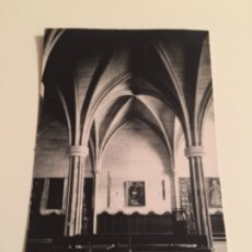 Postales: POSTAL PHOTO CLUB BURGOS , MONASTERIO DE LAS HUELGAS . Lote 179201217