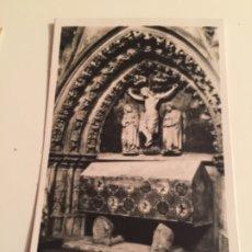 Postales: POSTAL PHOTO CLUB BURGOS , MONASTERIO DE LAS HUELGAS . Lote 179201327