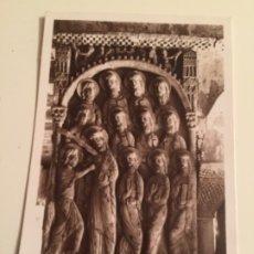 Postales: POSTAL BURGOS , SANTO DOMINGO DE SILOS. Lote 179201793