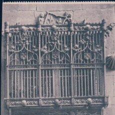 Postales: POSTAL SALAMANCA, VENTANA DE LA CASA DE LAS CONCHAS - 791 THOMAS . Lote 179201821