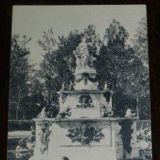 Postais: POSTAL DE LA GRANJA. SEGOVIA. FUENTE DE LAS RANAS, N. 329. ED. HAUSER Y MENET. NO CIRCULADA. ESCRITA. Lote 179224853