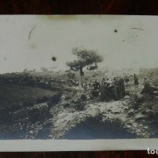 Postales: FOTOGRAFIA POSTAL DE SEGOVIA, J. DUQUE FOTOGRAFO DE LA ACADEMIA DE ARTILLERIA DE SEGOVIA, SIN CIRCUL. Lote 179331512