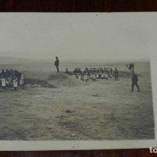 Postales: FOTOGRAFIA POSTAL DE SEGOVIA, J. DUQUE FOTOGRAFO DE LA ACADEMIA DE ARTILLERIA DE SEGOVIA, SIN CIRCUL. Lote 179331543