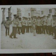 Postales: FOTOGRAFIA POSTAL DE SEGOVIA, J. DUQUE FOTOGRAFO DE LA ACADEMIA DE ARTILLERIA DE SEGOVIA, SIN CIRCUL. Lote 179331858