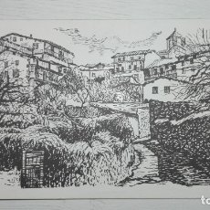 Postales: POSTAL CANDELARIO SALAMANCA. Lote 179375748