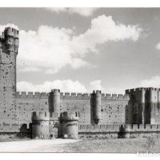 Postales: POSTAL DE MEDINA DEL CAMPO - VALLADOLID - CASTILLO DE LA MOTA. Lote 179534941