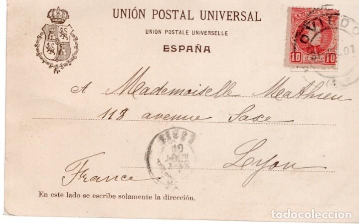 Postales: segovia. aldeanos. serie b, nº18 laurent - Foto 2 - 179963463