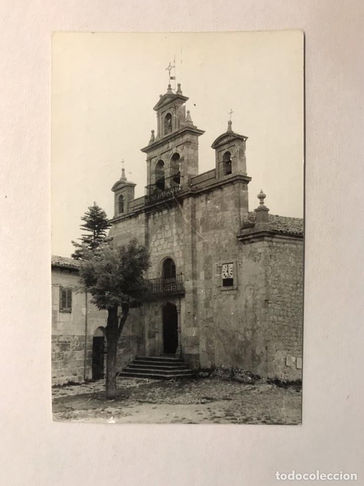 SANTUARIO DE SANTA CASILDA. BRIVIESCA (BURGOS) POSTAL REPORTAJES FÉLIX CARRASCO (H.1960?) (Postales - España - Castilla y León Moderna (desde 1940))