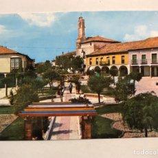 Postales: OLMEDO (VALLADOLID) POSTAL NO. 5, PLAZA DEL GENERALISIMO. (H.1960?) ESCRITA.... Lote 180134733