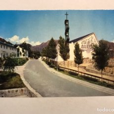 Postales: RIBADALEGO DE FRANCO (ZAMORA) POSTAL NO.2026, IGLESIA. EDITA: ED. ARRIBAS (H.1960?). Lote 180135645
