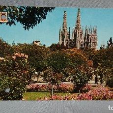 Postales: POSTAL CATEDRAL DE BURGOS CASTILLA Y LEÓN . Lote 180205253