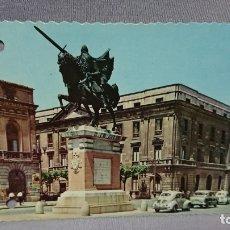 Postales: POSTAL CID CAMPEADOR BURGOS CASTILLA Y LEÓN . Lote 180205496