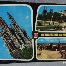 Postales: POSTAL CATEDRAL BURGOS CASTILLA Y LEÓN . Lote 180205678