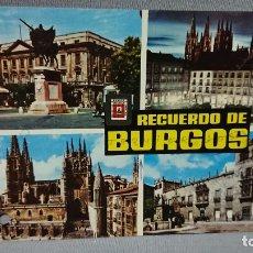 Postales: POSTAL CID CAMPEADOR BURGOS CASTILLA Y LEÓN . Lote 180205771