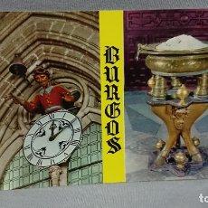 Postales: POSTAL PAPAMOSCAS DE BURGOS CASTILLA Y LEÓN . Lote 180205967