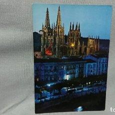Postales: POSTAL CATEDRAL DE BURGOS CASTILLA Y LEÓN . Lote 180206156