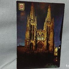Postales: POSTAL CATEDRAL DE BURGOS CASTILLA Y LEÓN . Lote 180206198