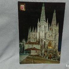 Postales: POSTAL CATEDRAL DE BURGOS CASTILLA Y LEÓN . Lote 180206360