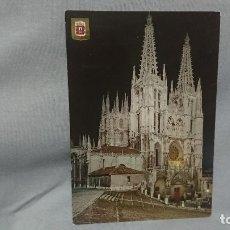 Postales: POSTAL CATEDRAL DE BURGOS CASTILLA Y LEÓN . Lote 180206630
