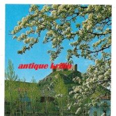 Postales: PALENCIA .- AGUILAR DE CAMPOO Nº 20 CASTILLO .- EDICIONES SICILIA. Lote 180249138