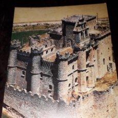 Postales: Nº 4973 POSTAL CASTILLO TUREGANO SEGOVIA. Lote 180349877